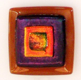 Adagio Art Glass Coastal Colors Collection Cabinet Knob and Pulls