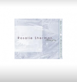 Rosalie Sherman Designs