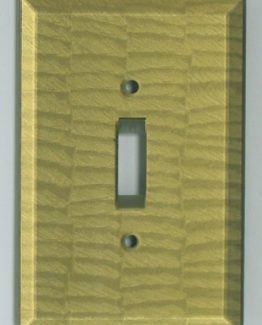 Susan Goldstick Decorative Switchplates Glass Switch Cover1 - Jade