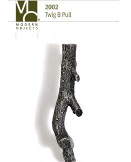 Modern Objects Designer Hardware Twig B Cabinet Pull