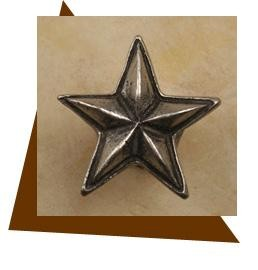 Anne at Home Large Star Cabinet Knob