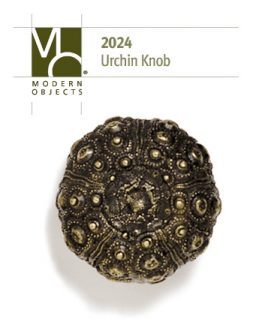 Modern Objects Designer Hardware Sea Urchin Cabinet Knob