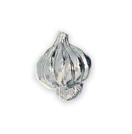 Michael Aram Vegtable Series Nickel Garlic Cabinet Knob