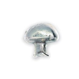 Michael Aram Vegtable Series Nickel Mushroom Cabinet Knob