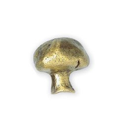 Michael Aram Vegtable Series Natural Bronze Mushroom Cabinet Knob