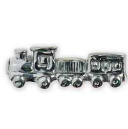 Michael Aram Transportation Series Polished Train Cabinet Pull