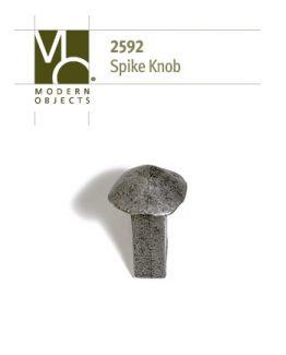 Modern Objects Designer Hardware Industrial Spike Cabinet Knob