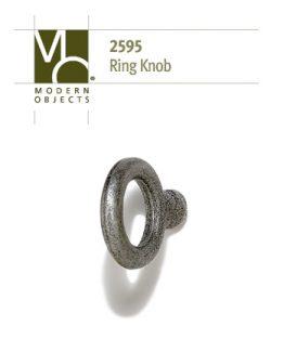 Modern Objects Designer Hardware Industrial Ring Cabinet Knob