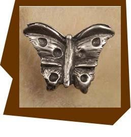 Anne At Home Butterfly Cabinet Knob - Large