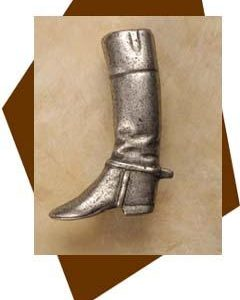 Anne at Home Riding Boot Cabinet Knob-Left