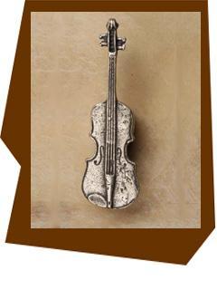 Anne At Home Violin Cabinet Knob