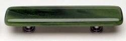 Sietto Glass Cabinet  Pull Cirrus  Green