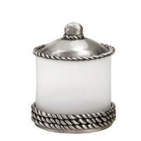Anne at Home  Roguery Large Jar with Pewter Lid