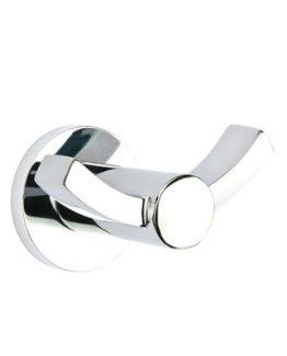 Emtek Hardware Modern Brass  Modern Brass Double Towel Hook