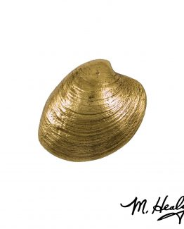 Michael Healy Designs Quahog Door Knocker - Brass-Premium
