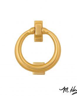 Michael Healy Designs Ring Door Knocker - Brass
