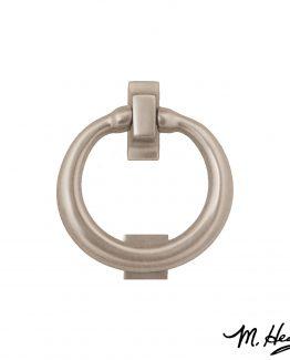 Michael Healy Designs Ring Door Knocker - Nickel Silver