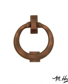 Michael Healy Designs Ring Door Knocker - Oiled Bronze