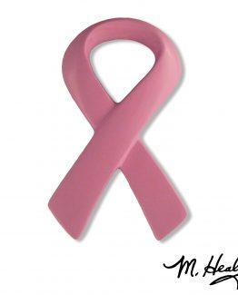 Michael Healy Pink Ribbon Door Knocker Breast Cancer Awareness