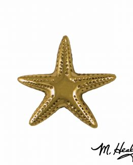 Michael Healy Designs Ocean Starfish Doorbell Ringer