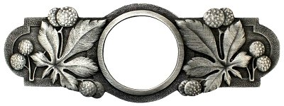 Notting Hill Cabinet Pull Horse Chestnut Antique Pewter
