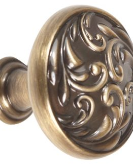 Alno Decorative Hardware Creations Cabinet Knob Antique English