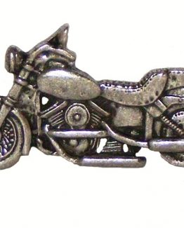 Buck Snort Lodge Decorative Hardware Cabinet Pull Motorcycle