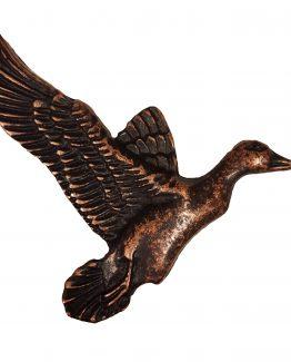 Buck Snort Lodge Decorative Hardware Cabinet Knob Mallard Duck