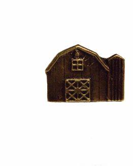 Buck Snort Lodge Decorative Hardware Cabinet Knob Barn Silo