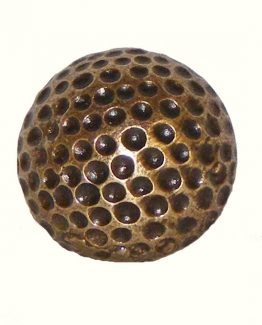 Buck Snort Lodge Decorative Hardware Small Golf Ball Cabinet Knob