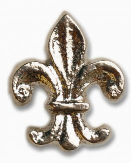 Buck Snort Lodge Decorative Hardware Cabinet Knob Fleur Di Lis