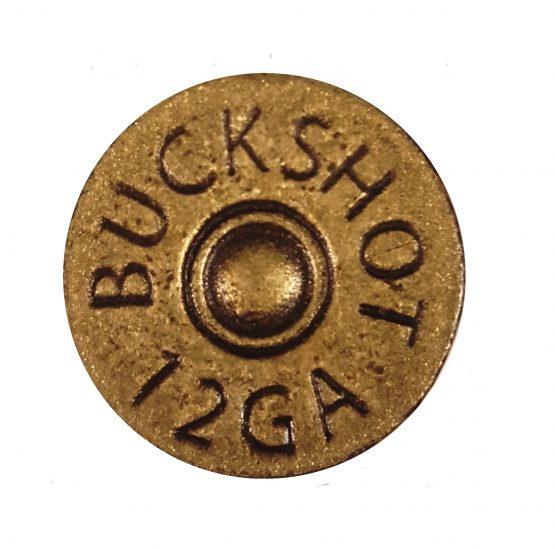 Buck Snort Lodge Decorative Hardware Cabinet Knobs Shotgun Shell