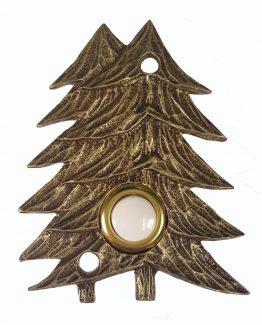 Buck Snort Lodge Decorative Hardware Large Twin Pines Door Bell