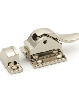 Cliffside Industries Choice Ice Box Cabinet Latch Polished Nickel