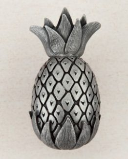 Acorn Manufacturing Pineapple Cabinet Knob Antique Pewter
