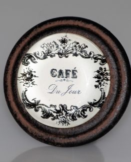 Charleston Knob Company Cafe du Jour Iron Cabinet Knob