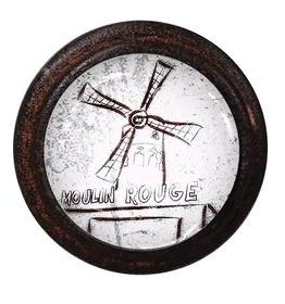 Charleston Knob Company Cafe Collection Moulin Rouge Cabinet Knob