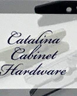Catalina Cabinet Hardware