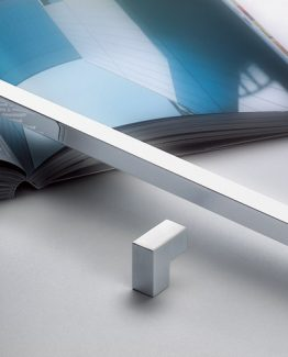 COLOMBO DESIGN HARDWARE CABINET PULL F101/D-96MM CC
