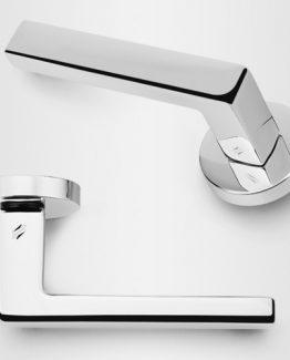 Colombo Design Door Lever ELLE BD11NA-KeyLock/DeadBolt