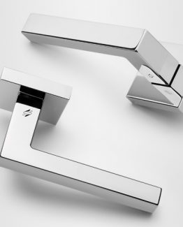 Colombo Design Door Lever ELLESSE BD21NA-Key Lock/DeadBolt