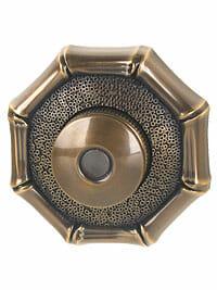 Von Morris Door Hardware Bamboo Doorbell-LARGE